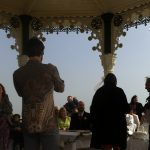 Wedding on Brighton Bandstand