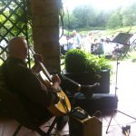 Matt and Ela duo play at vows renewal ceremony