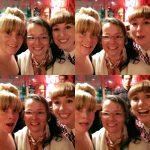 Three Little Birds silliness post gig