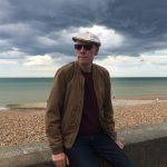 Matt at brighton beach