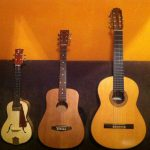 Some of our guitars
