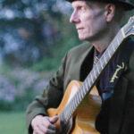 Matthew Wall on guitar
